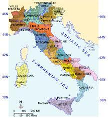 Italy Wine Regions