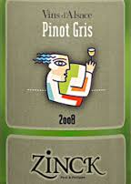 Zink Pinot Gris
