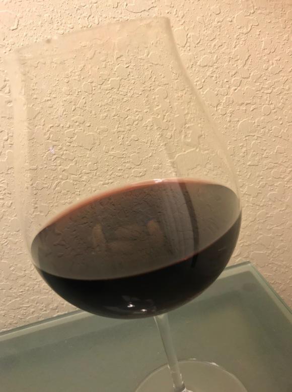 Carlton Cellars Pinot Glass 1