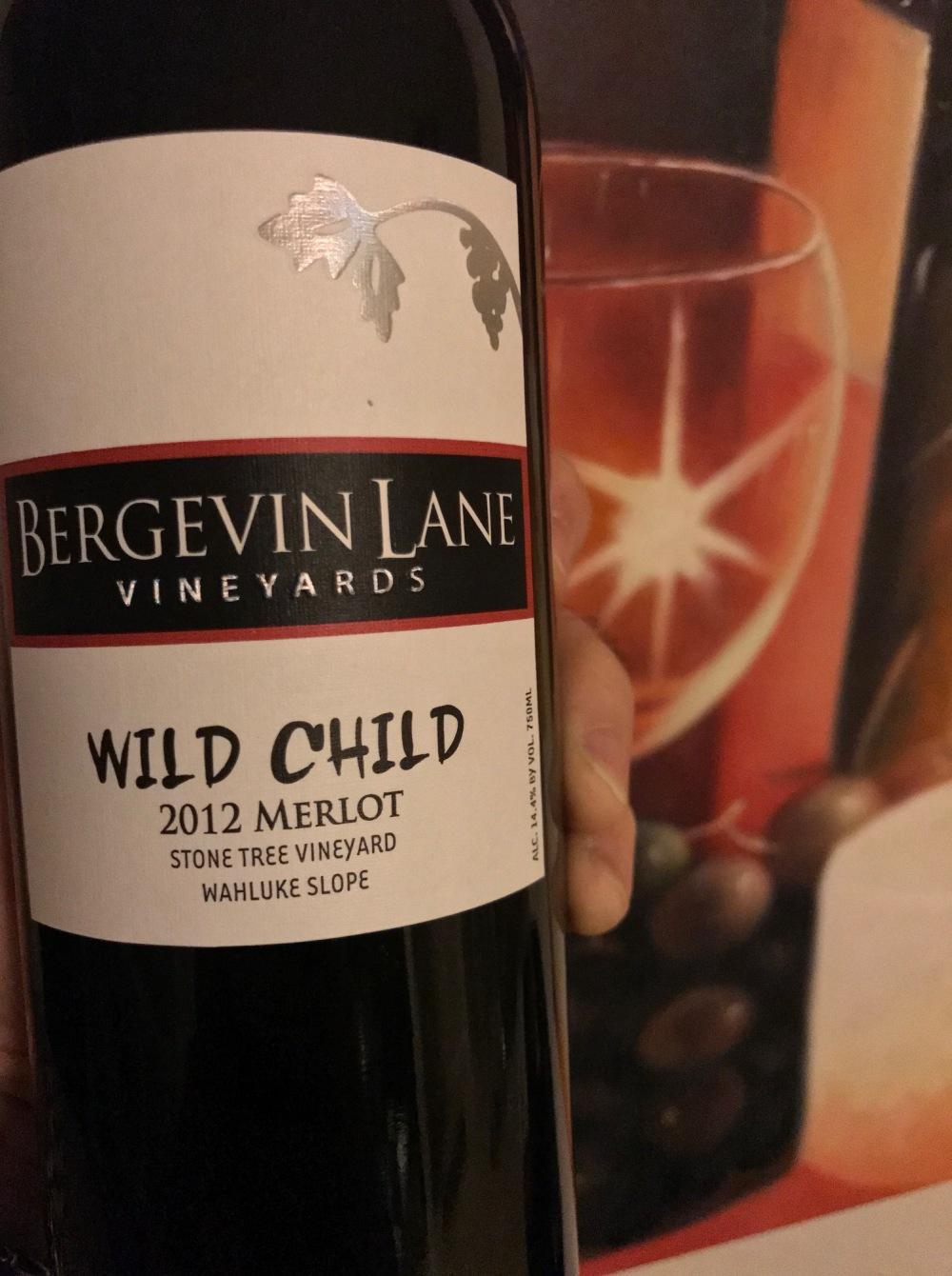 Wild Child Front Label