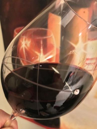 Calico Glass Alone