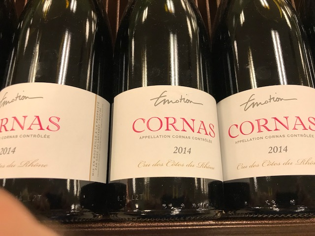 Cornas Front Label