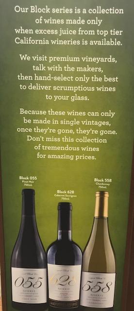 Block Wine Sign 1
