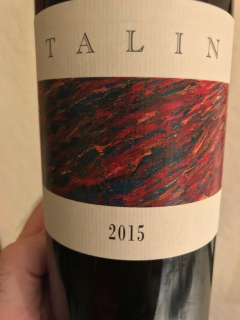 Talin Front Label