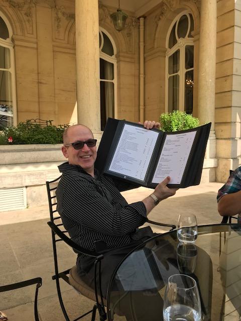 Wine List Reims