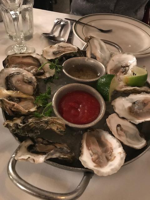 byob oysters
