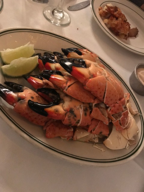 byob stone crab claws