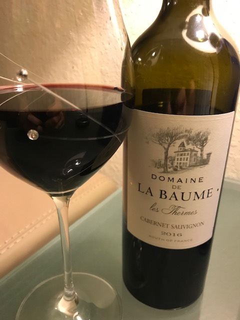 La Baume Bottle Glass