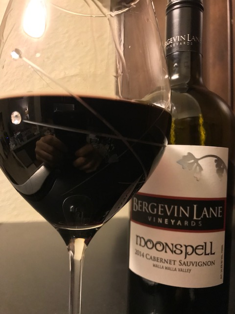 Moonspell Bottle Glass