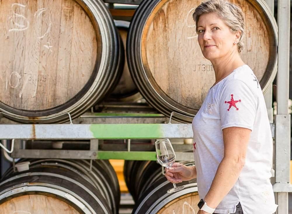Jule Taylor Winemaker