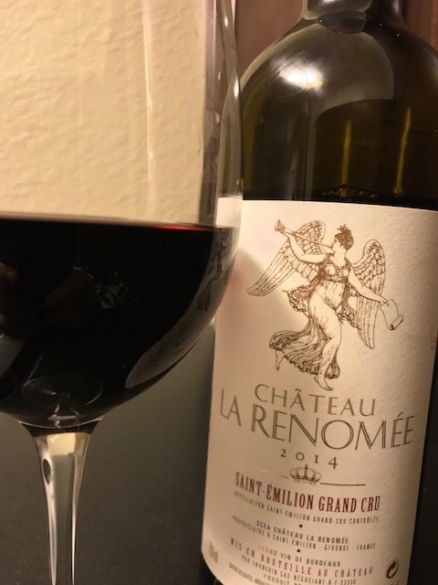 Renomee Bottle Glass
