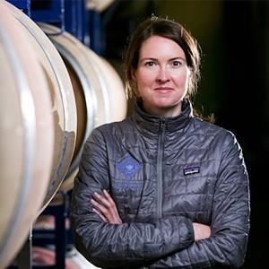 Baer Winemaker Erica Orr
