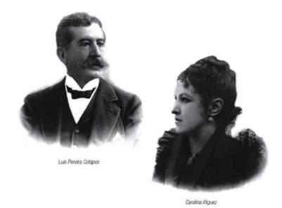 Carolina Husband And Wife