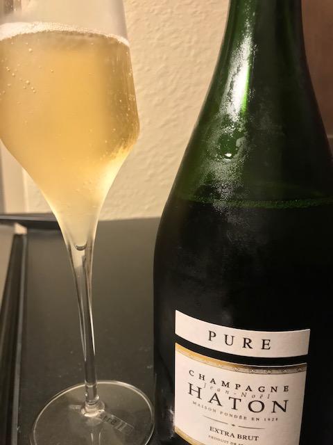 Haton Pure Glass Bottle