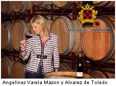Mencia Angelines Varela Mazon y Alvarez de Toledo